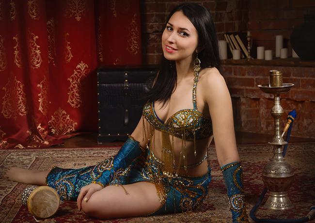 Geile Telefonsex Türkinnen bieten orientalische Erotik